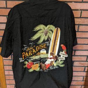 Original DISNEY Parks Hawaiian 2xl Shirt